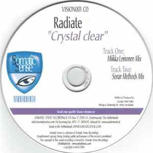 Radiate - Crystal Clear Scarica Album